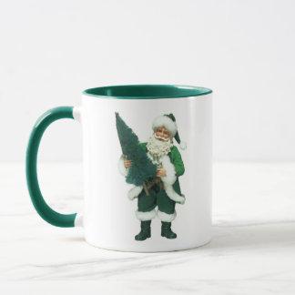 Irish Santa Mug