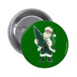 Irish Santa Pin