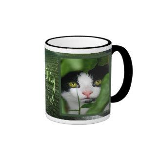 Irish Saying Ringer Coffee Mug