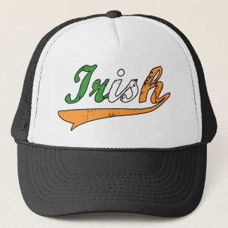 Irish Script Trucker Hat