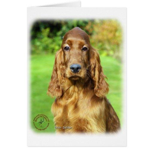 Irish Setter 9T004D-312 Card