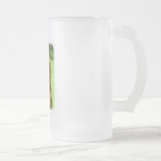 Irish Setter 9T004D-349 Frosted Glass Beer Mug
