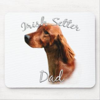 Irish Setter Dad 2 Mouse Pad