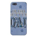 Irish Setter DAD iPhone 5 Case