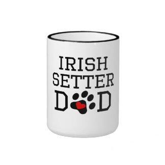 Irish Setter Dad Coffee Mug