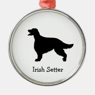 Irish Setter dog hanging ornament, gift idea