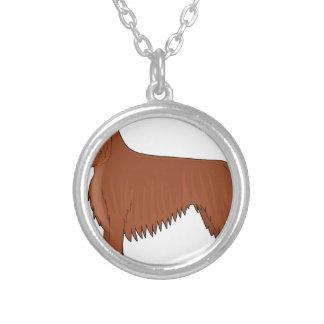 Irish Setter Dog Personalized Necklace