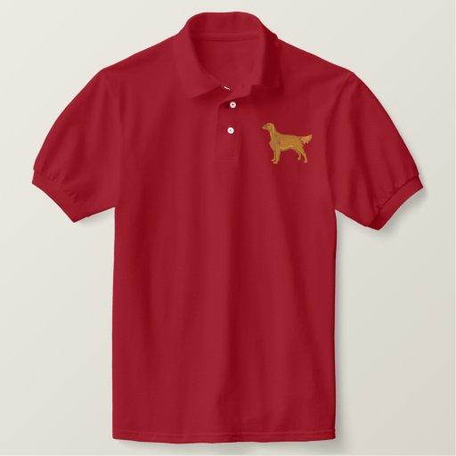Irish Setter Embroidered Polo Shirt
