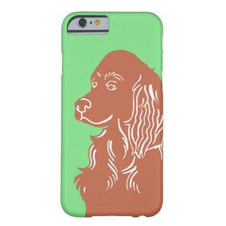 Irish Setter Green iPhone 6 Case