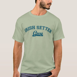Irish Setter Guy T-Shirt