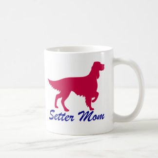 Irish Setter Mom Coffee Mug