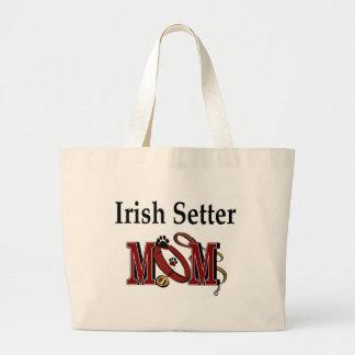 Irish Setter MOM Tote Bag