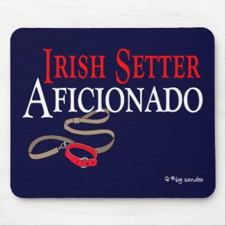 Irish Setter Mouse Pad