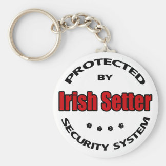Irish Setter Security Key Chains