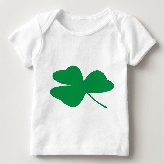 Irish Shamrock Baby T-Shirt