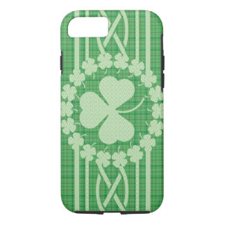 Irish Shamrock Celtic iPhone 7 Case