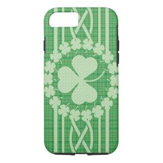 Irish Shamrock Celtic iPhone 7 Case