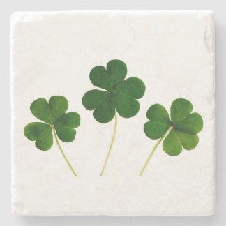 Irish Shamrock Coaster