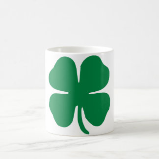 Irish Shamrock Coffee Mug