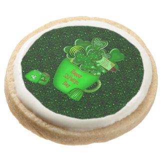 Irish Shamrock Cookie Bouquet-Shortbread Cookies