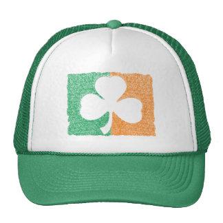 Irish Shamrock custom hat