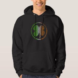 Irish Shamrock Fade Sweatshirts