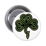 Irish Shamrock Gift 2 Inch Round Button