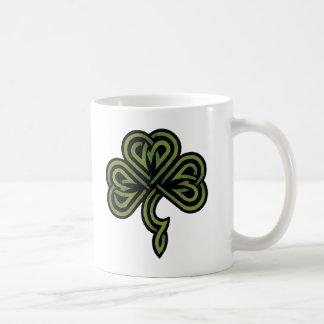 Irish Shamrock Gift Mug