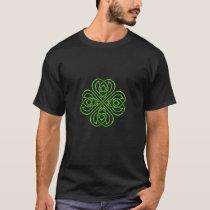 Irish Shamrock - Green Celtic Knotwork