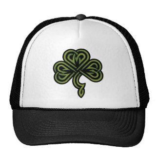 Irish Shamrock Trucker Hats