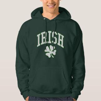 IRISH Shamrock Hoodie