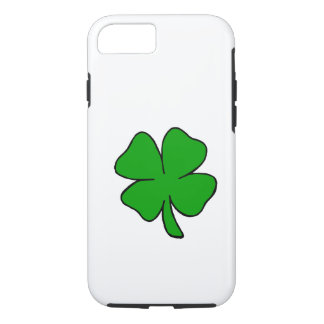 Irish Shamrock iPhone 7 Case