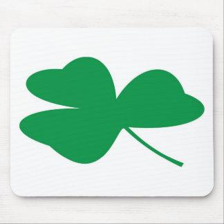 Irish Shamrock Mousepad