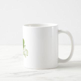 Irish Shamrock Coffee Mugs