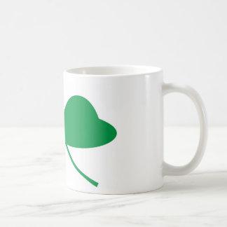 Irish Shamrock Mug