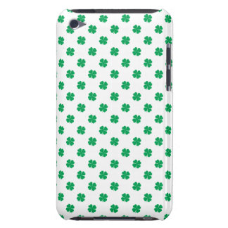 Irish Shamrock Polka Dots iPod Touch Case