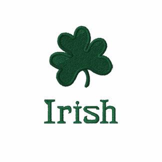 Irish Shamrock Polo Shirt