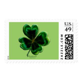 Irish Shamrock Series Postage