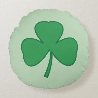 Irish Shamrock Throw Pillow Decoration