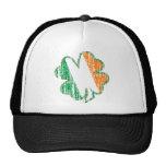 Irish Shamrock Trucker Hat