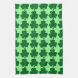 Irish Shamrocks American MoJo Kitchen Towels