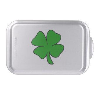 Irish Shamrocks Cake Pan