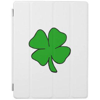 Irish Shamrocks iPad Cover