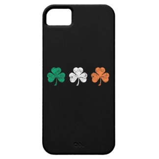 Irish Shamrocks iPhone SE/5/5s Case