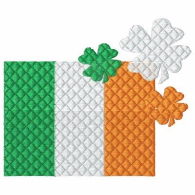 Irish Shamrocks Polo Shirt