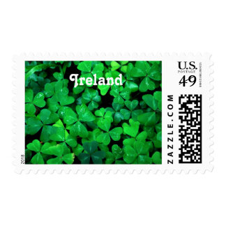 Irish Shamrocks Postage