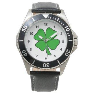 Irish Pride Personalized Watches