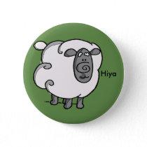 Irish sheep says hiya button