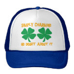 Irish - Simply Charming No Doubt About It Gift Mesh Hat