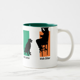 Irish Sitter Mug